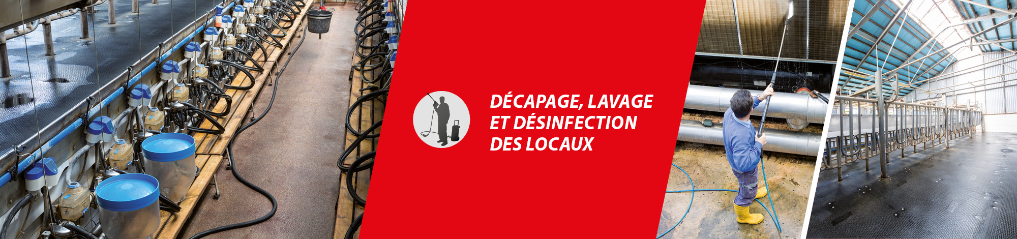 décapage désinfection
